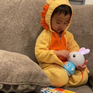 2岁玩具 火火兔~...