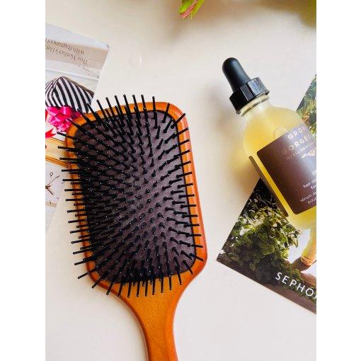 aveda气垫按摩梳 让你秀发更美丽的秘密