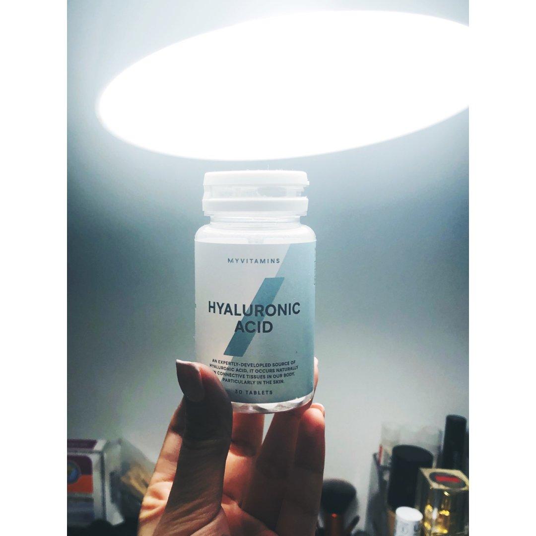 myvitamins玻尿酸补水精华片