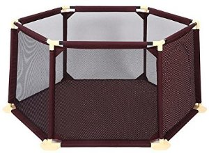 Amazon.com : ANTSIR PlaySafe Playard Surround 6-Panel : Baby