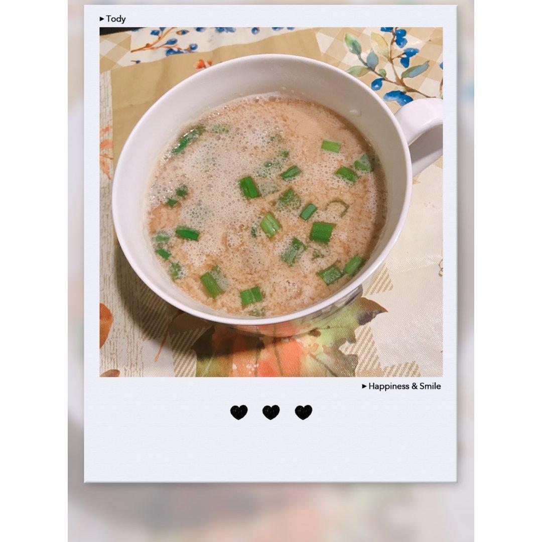 diy咸豆浆
