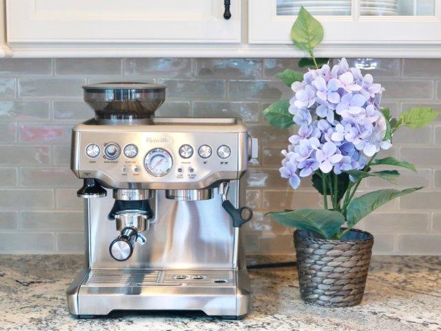 Breville半自动咖啡机   ...