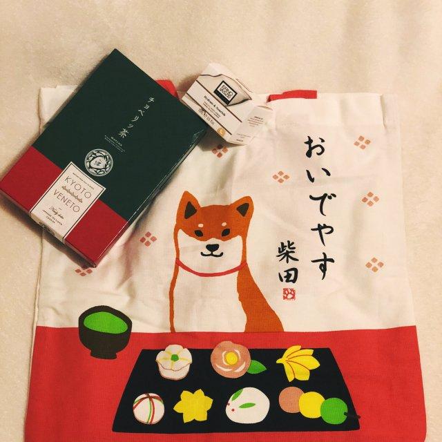 购物分享   Imomoko满赠的...