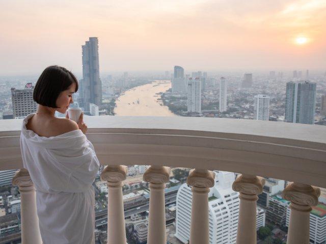 🇹🇭曼谷酒店 Lebua at s...