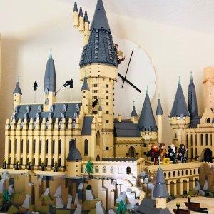 Harry Potter 系列 霍格沃茨城门与打人柳 75953