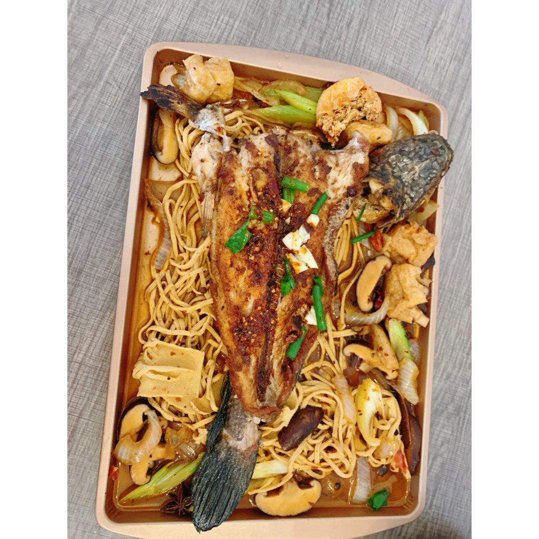 圣诞预热餐 火锅底料和豆瓣酱·香辣烤鱼