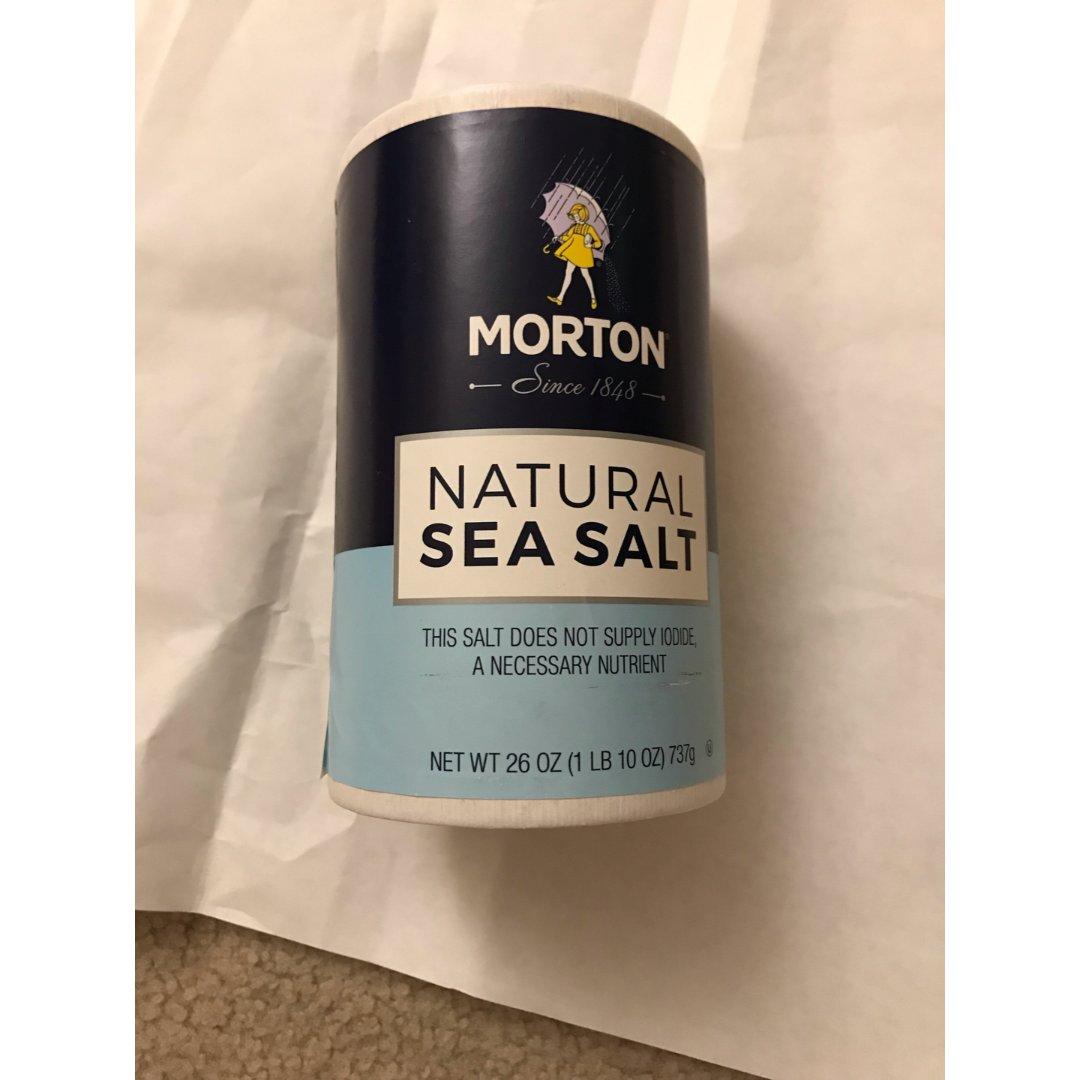 纯天然海盐