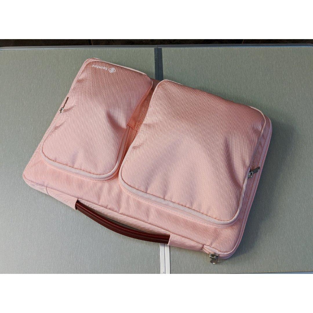 我的粉色电脑💻包