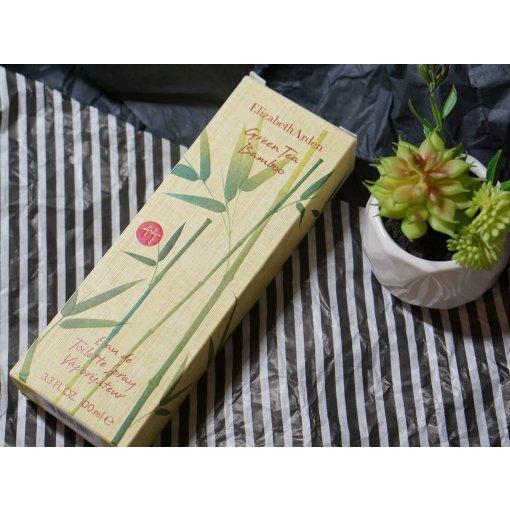 晒货|伊丽莎白雅顿绿茶竹子香水