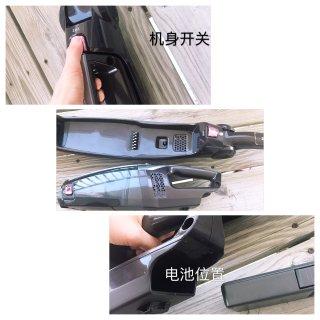 【微众测】Modd手持无线多功能吸尘器-干净看得见