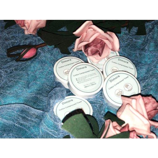 微众测💕 |Dimora全棉压缩面巾