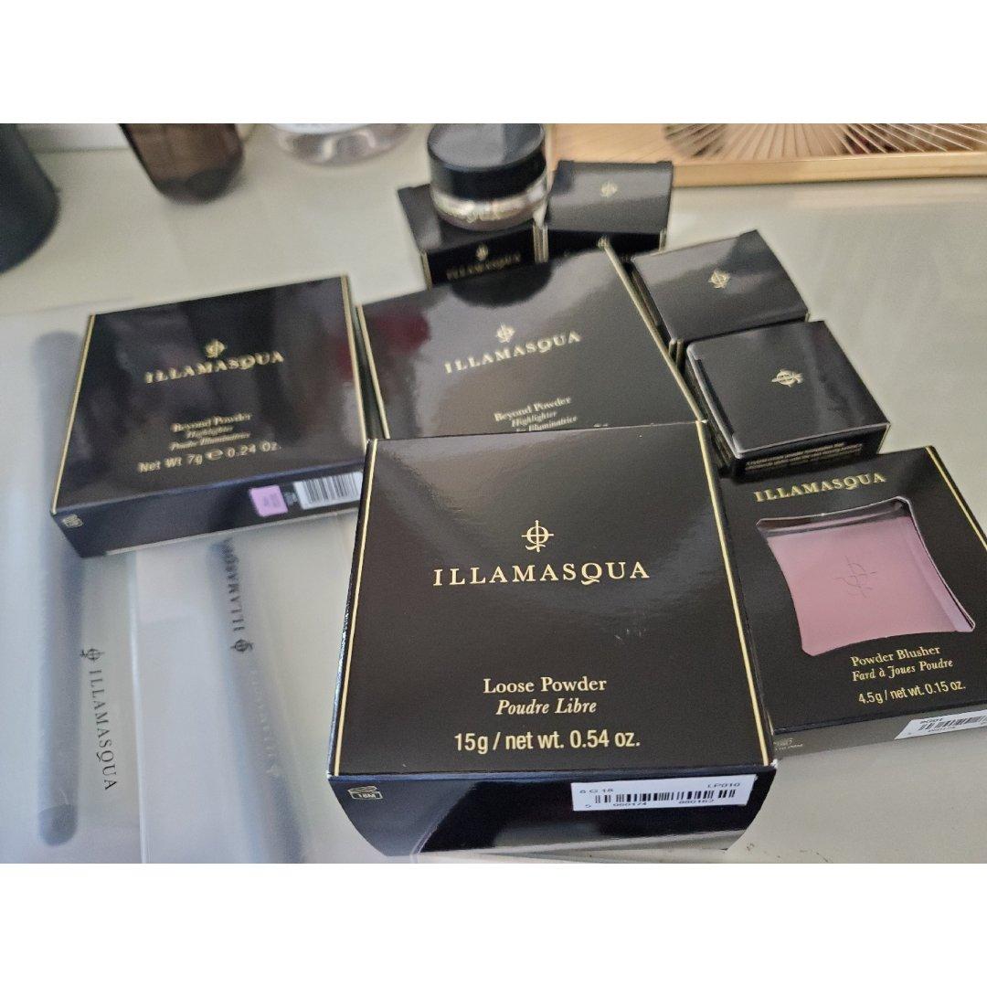 初次体验illamasqua英国彩妆品牌