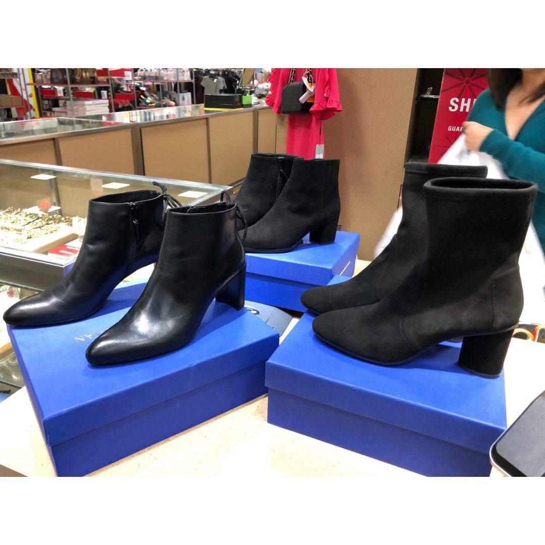 黑五SW短靴各大网站及门店比,最终...