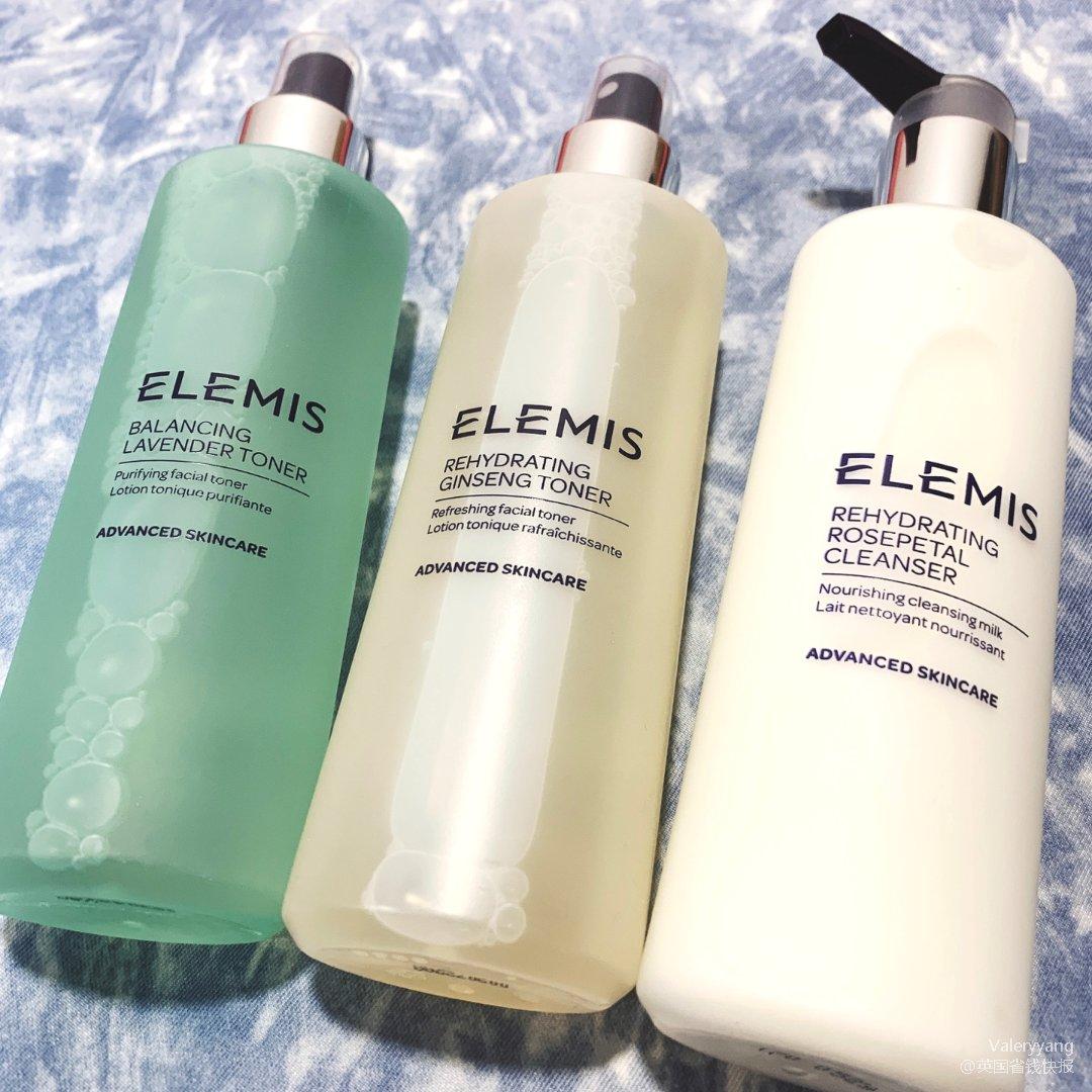 英国专业水疗护肤品牌Elemis...