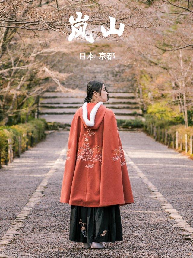 不及汝尔,沧海桑田 | 在京都遇见汉风📸