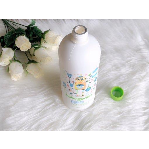 BabyGanics 奶瓶餐具清洗剂