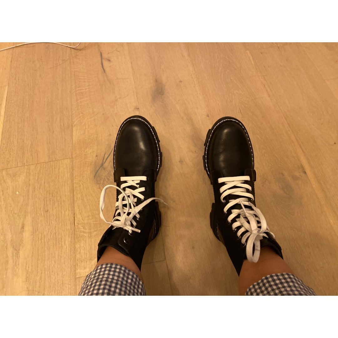 Rag&bone马丁靴