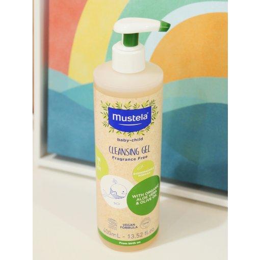 🇫🇷法国专业母婴护肤品牌|Mustela有机护肤测评