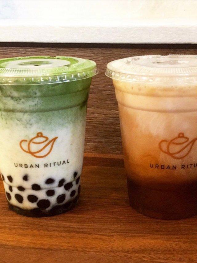 奶茶推荐 | urban ritual