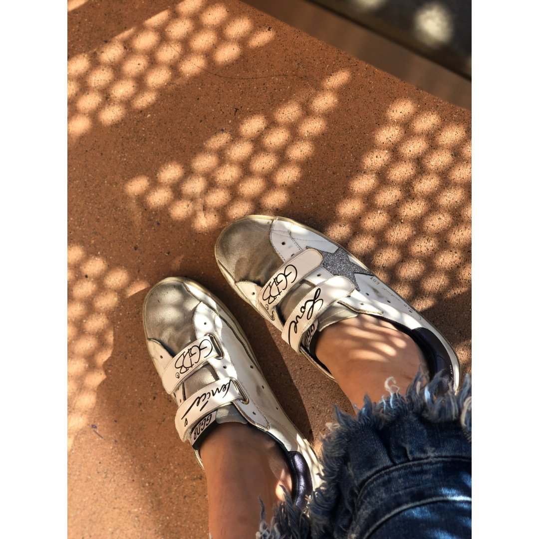 Golden Goose 小脏鞋越...
