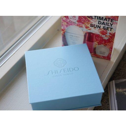 Sephora买什么 资生堂防晒套装 超理智购物清单②