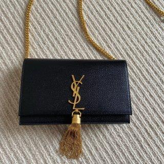 YSL Kate 流苏链条钱包
