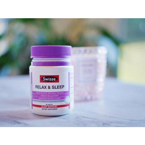没法轻松睡好觉,让Swiss放松睡眠片来帮你