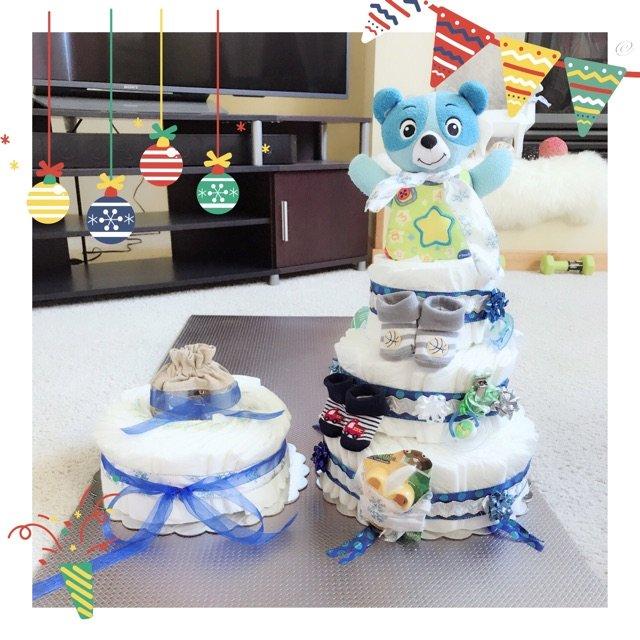 【diaper cake】<br ...