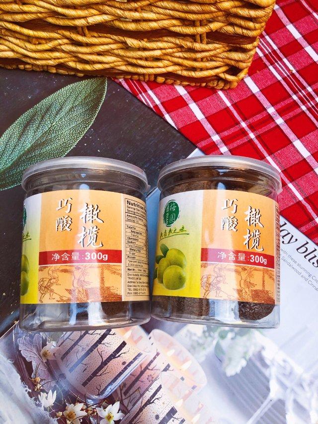 华人超市零食推荐【梅园巧酸橄榄】