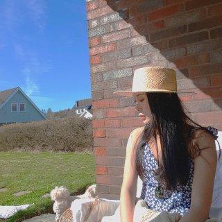 春天的阳光🌸OOTD...