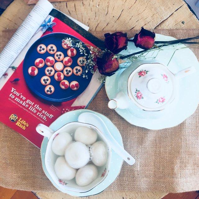 祝小伙伴们元宵节快乐🏮@元宵节吃汤...