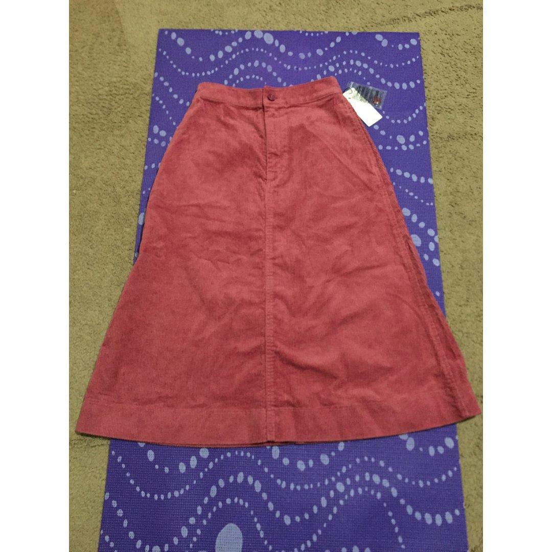 Uniqlo的半裙