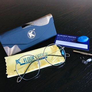 让人心服口服的VlookOptical抗蓝光眼镜