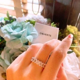 【微众测】小众首饰品牌OBJEKTS 戒指💍