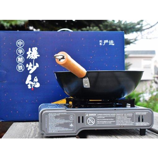 微众测|网易严选中华爆炒锅,助我秒变厨神!