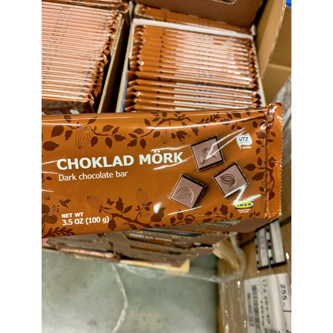 IKEA买什么|黑巧克力