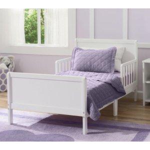 Last Day: $59Delta Children Fancy Toddler Bed