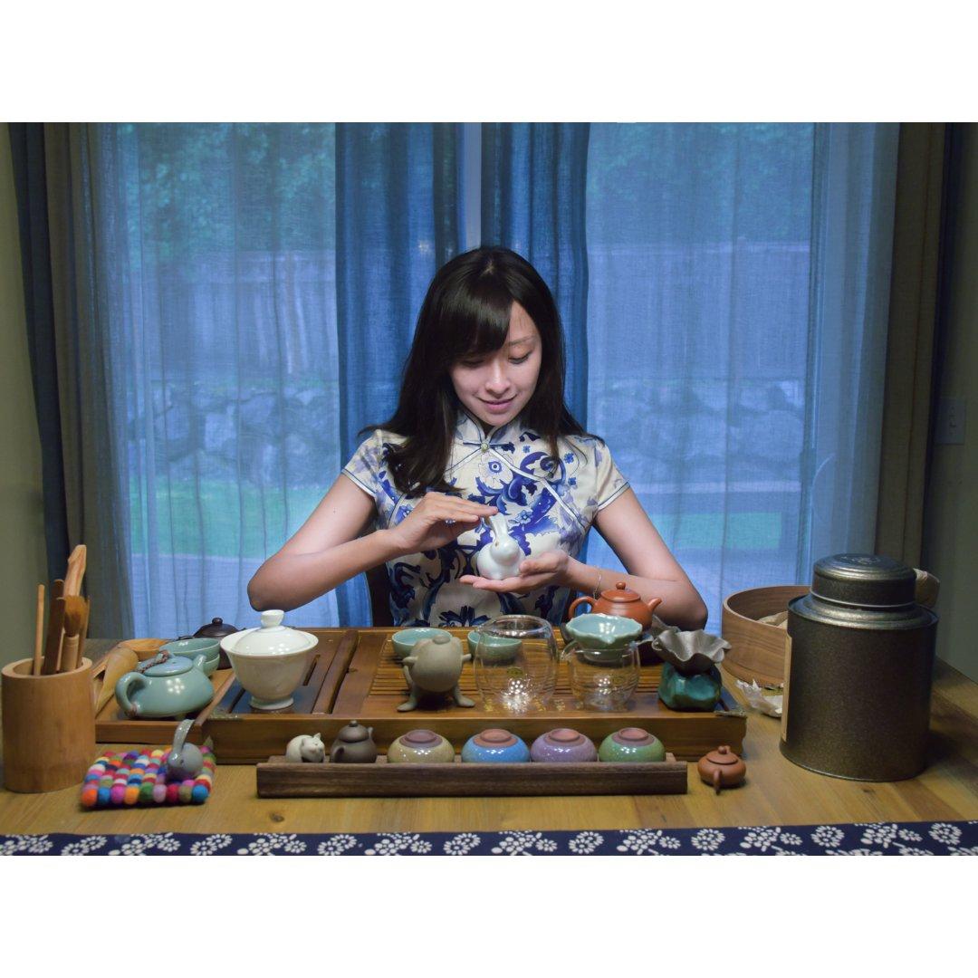 泡茶小妹与自制奶茶