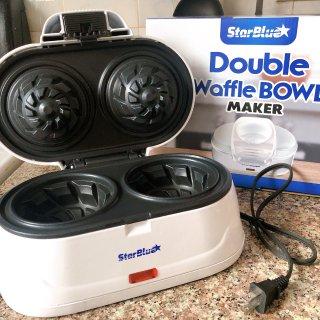 微众测 | Starblue华夫饼机