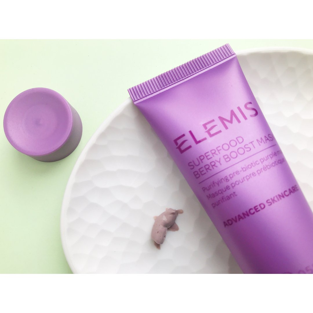 紫 Elemis浆果面膜