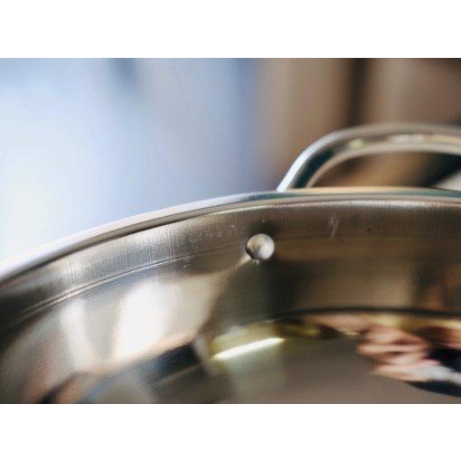 Yzakka不锈钢鸳鸯锅: 一个值得入手的火锅神器