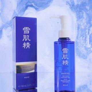 适合亚洲人肤质的水蓝密钥 | 雪肌精两步...