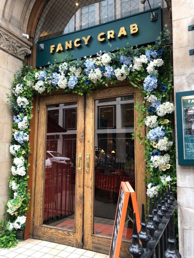 Fancy Crab|伦敦吃蟹根据地🦀️