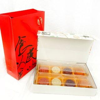 【生计】广式水果月饼开箱测评