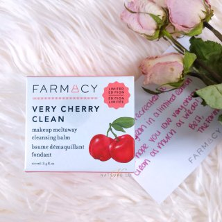 Farmacy出樱桃味的卸妆膏啦!🍒...