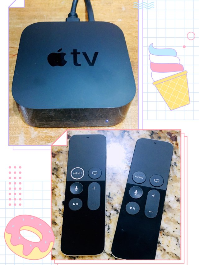 哈喽Apple TV!