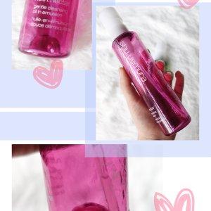 樱花卸妆油