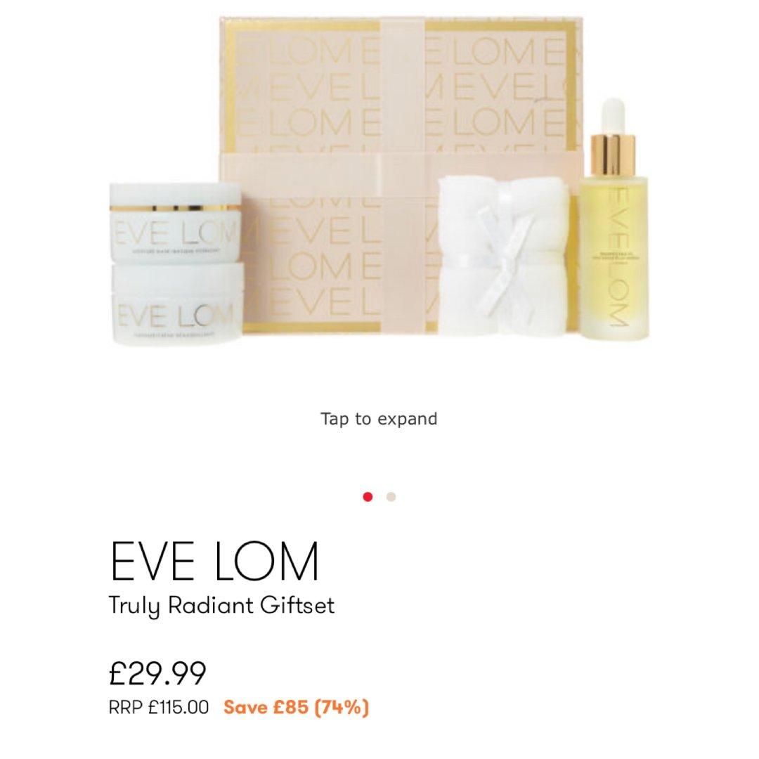 Eve Lom超值套装❗️...