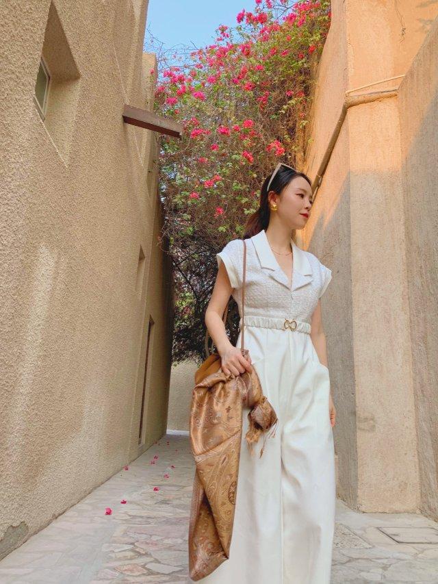 迪拜|💠度假穿搭之迪拜古城区