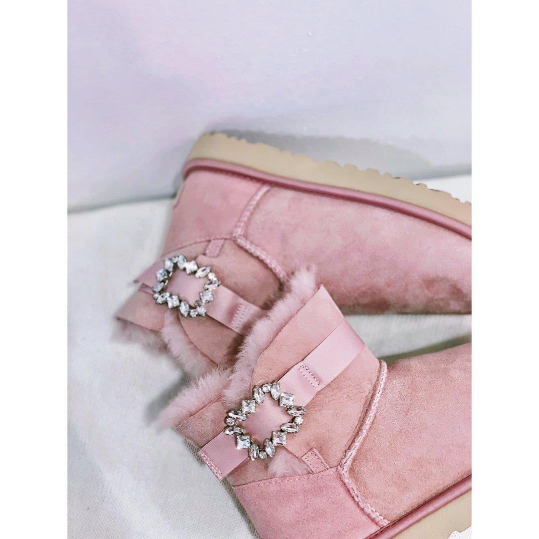 #打折UGG 雪地靴#